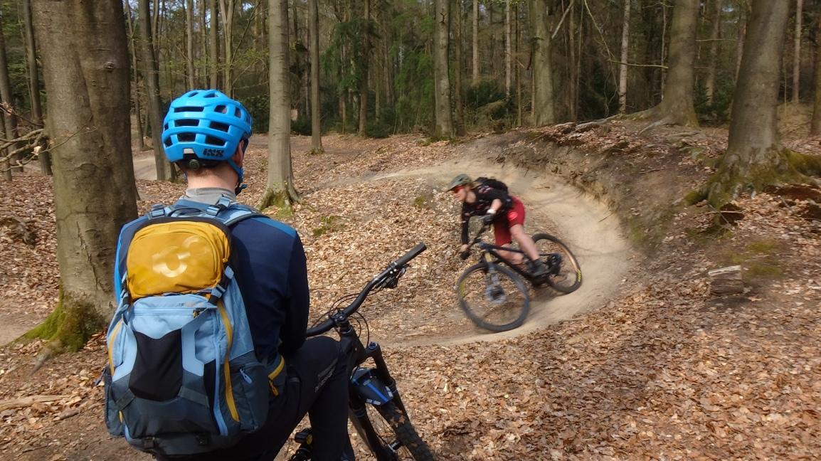 Mountainbike Gids NL inHolten!